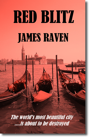 James Raven RED BLITZ